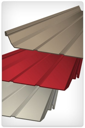 Ultra Deck Standing Seam Roof Panel