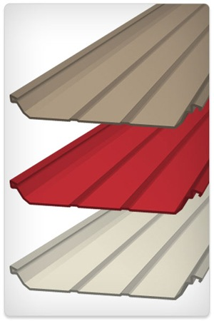 Double Lock Standing Seam Roof System